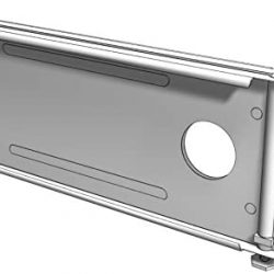 Base Bracket , Low Base, Springlock